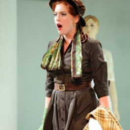As Donna Elvira in Mozart's Don Giovanni - Curtis Opera Theatre - 2008