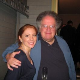 Backstage with Maestro James Levine