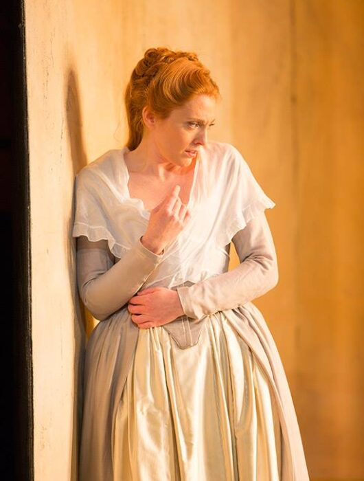 May reviews for soprano Layla Claire: Anne Trulove + Blanche