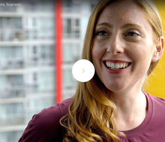 Profile by Lululemon: Finding her Voice